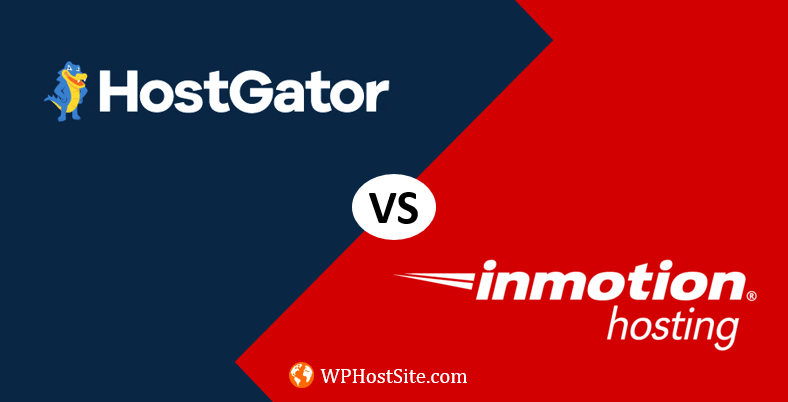 HostGator vs InMotion Hosting